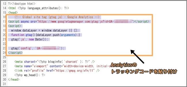 head部_Google_Analytics_トラッキングコード