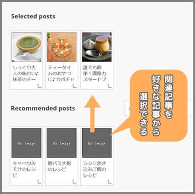 WordPress Related Posts_操作性