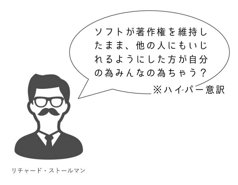 コピーレフト_ハイパー意訳