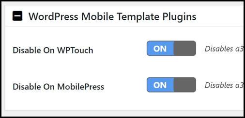 WordPress_Mobile_Template_Plugins