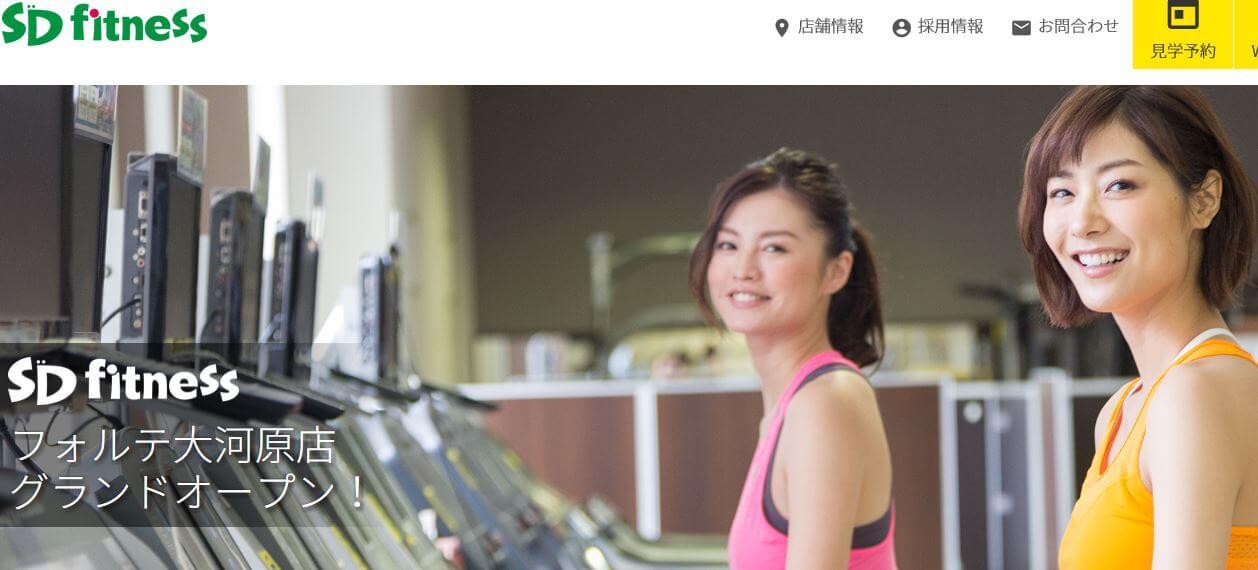 SD fitness
