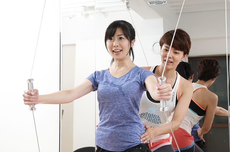 具体的なトレーニング、食事指導の内容は?