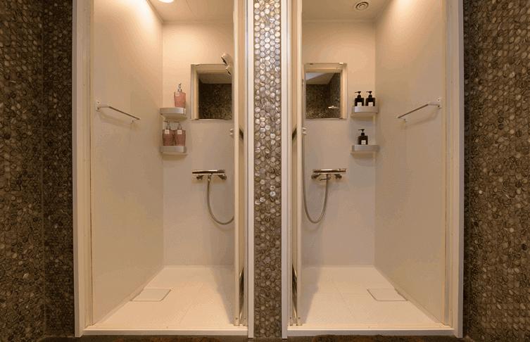 クレビック(crebiq)シャワールーム付き