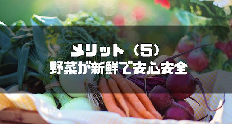 パルシステム_評判_メリット_野菜_新鮮_安心