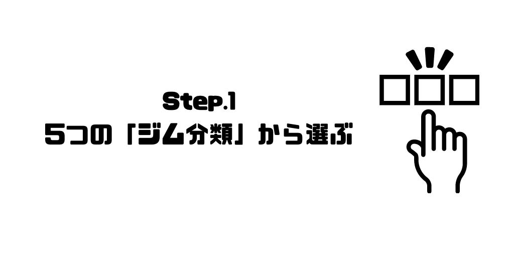 恵比寿_パーソナルトレーニングジム_ジム_パーソナルジム_選び方_ジム分類
