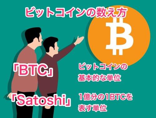 ビットコイン_数え方