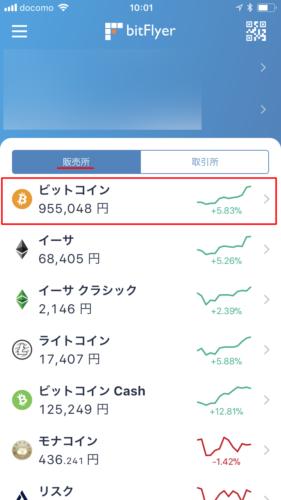 の 買い方 コイン ビット