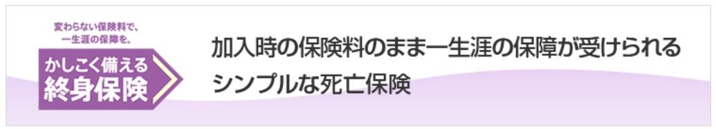 アフラック 評判_かしこく備える終身保険