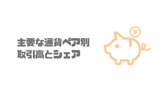 FX_ランキング_おすすめのFX会社比較ランキング_通貨ペア_取引高_シェア