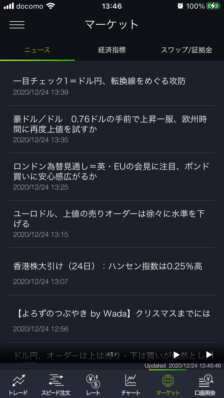 FXアプリ_ニュース機能