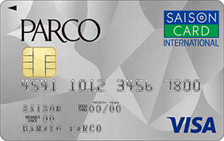 クレジットカード_PARCOカード