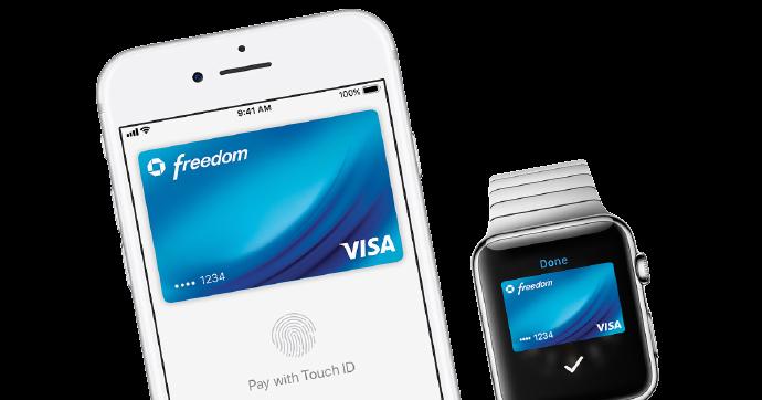 Apple Payの画像