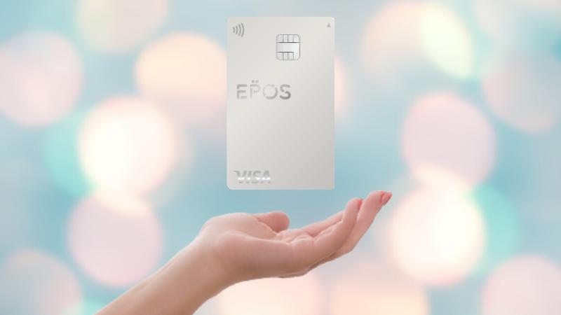 エポスカードは年会費無料でランクアップがしやすいカード!