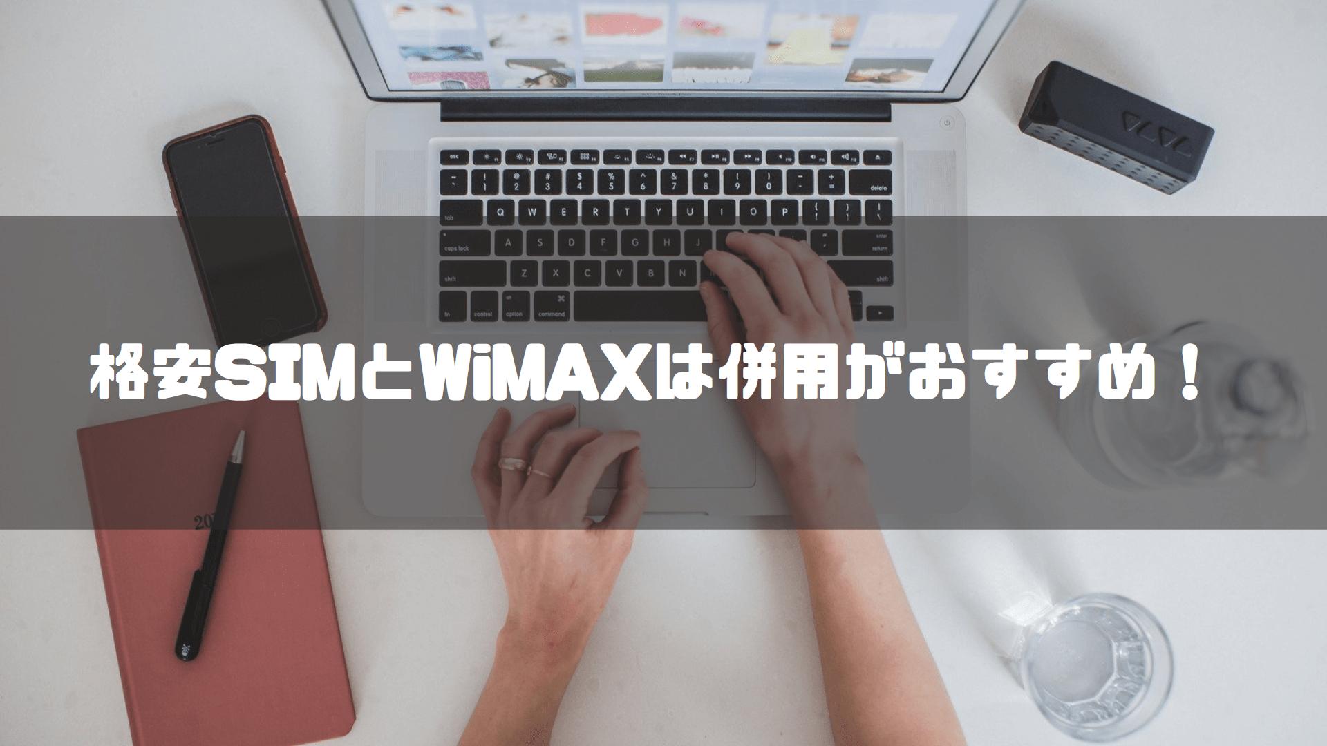 併用_sim_wimax_おすすめ