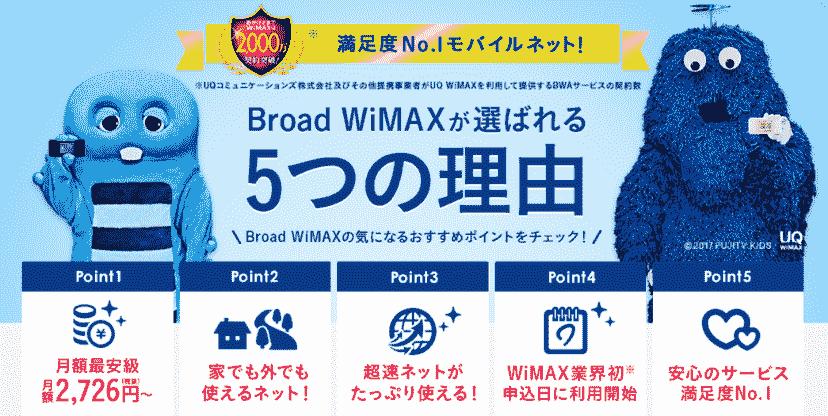 Broad WiMAX_