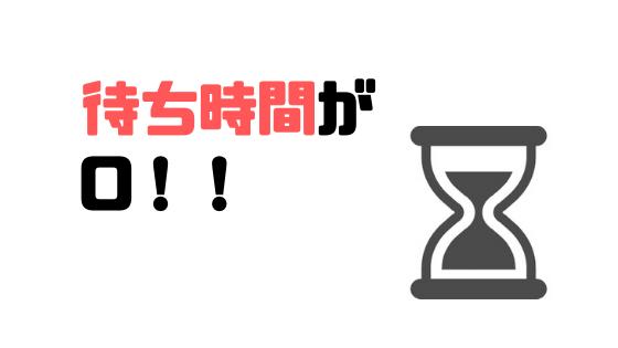 ドコモオンラインショップ_機種変更_流れ_メリット_待ち時間