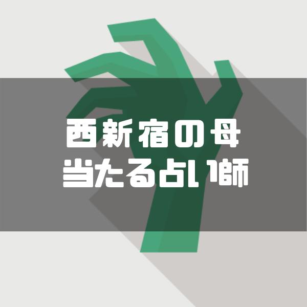 【体験談】西新宿の母は当たる?大人気占い師の生々しい口コミ・評判を大暴露!