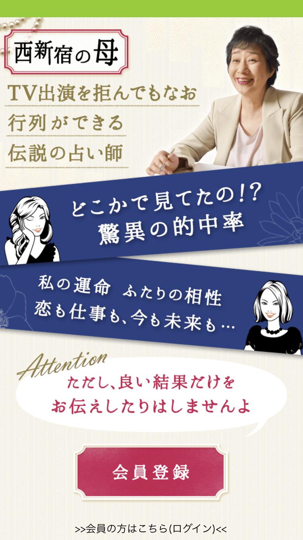 西新宿の母 評判