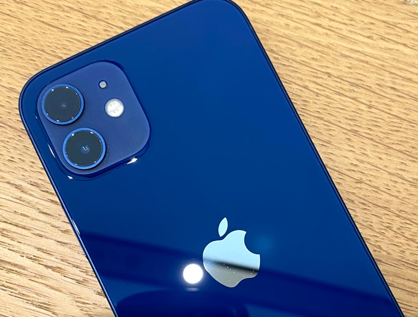 iPhone12_格安SIM_iPhone12_実機