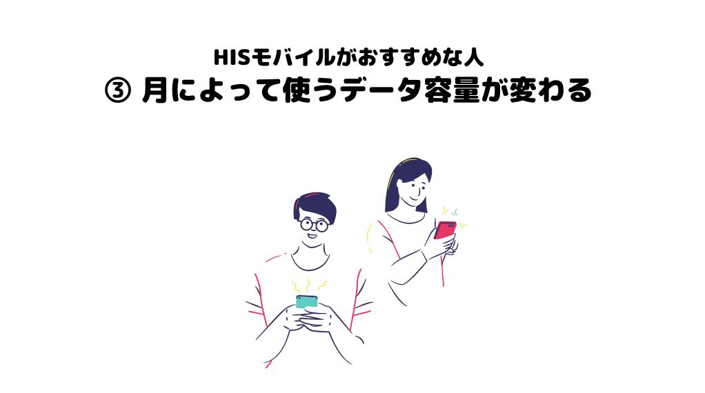 HISモバイル_hisモバイル_評判_口コミ_毎月_データ通信量