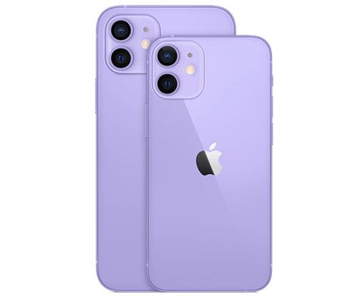 iPhone12_レビュー_iPhone12やiPhone12miniでパープル