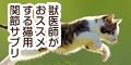 猫用関節サプリ「毎日散歩」