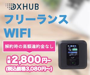 民泊WiFi