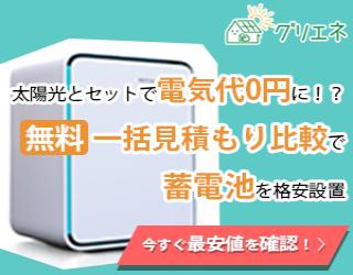 グリーンエネルギーナビ 蓄電池