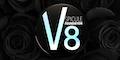 V8 スピキュールファンデーション