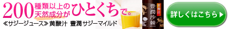 フィネスの黄酸汁(サジージュース)